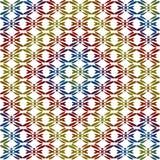 抽象图象,五颜六色的图表,挂毯 图库摄影