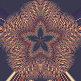 抽象图象,五颜六色的图表,挂毯 库存照片