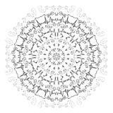 抽象圈子模式 库存图片