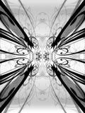 抽象圈子设计 库存例证
