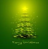抽象圣诞节背景 免版税图库摄影