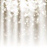 抽象圣诞节背景 免版税库存图片