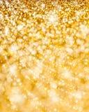 抽象圣诞节闪烁的背景 免版税库存照片