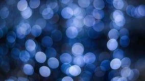 抽象圣诞节bokeh 库存图片