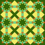 抽象地毯 免版税库存照片