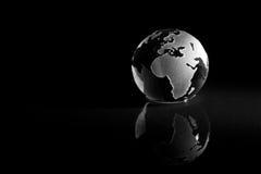 抽象地球 免版税库存照片