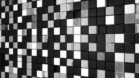 抽象多维数据集 免版税库存照片