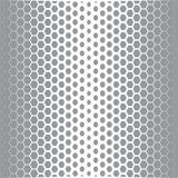 抽象多角形灰色和白色图表样式 免版税库存图片