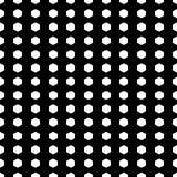 抽象多角形黑白图表三角样式 免版税库存图片