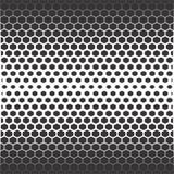 抽象多角形黑白图表三角样式 免版税库存照片