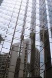 抽象大厦商业 库存照片