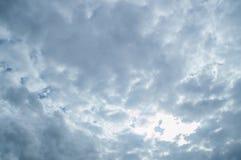 抽象天空、背景和纹理 库存照片