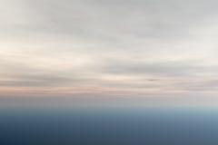 抽象天空墙纸 免版税库存照片