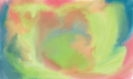 抽象嬉皮的云彩的混合,背景不同 免版税库存照片