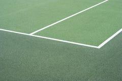 抽象室内网球 免版税图库摄影