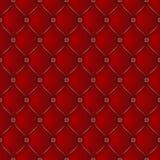 抽象室内装饰品深红背景 库存图片