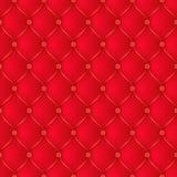 抽象室内装饰品红色背景 免版税库存照片