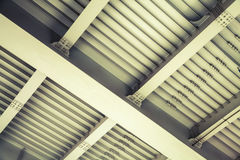 抽象射线螺栓建筑钢 免版税库存照片