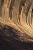 抽象岩石通知 免版税库存图片