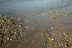抽象岩石水 图库摄影