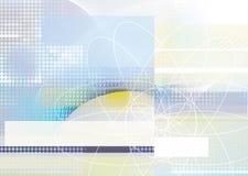 抽象工程学概念 免版税库存图片