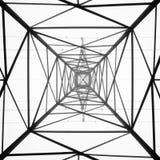 抽象帆柱 免版税图库摄影