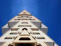 抽象建筑 免版税库存照片