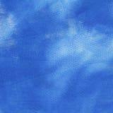 抽象异常的天蓝色背景纹理 库存照片