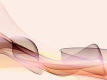 抽象形状 向量例证