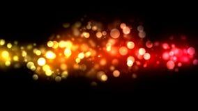抽象微粒背景-圈桔子 向量例证