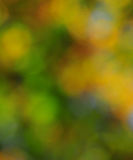 抽象心情背景在布朗绿色和蓝色 库存图片