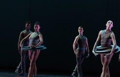 抽象意思古典芭蕾` Austen汇集` 免版税图库摄影
