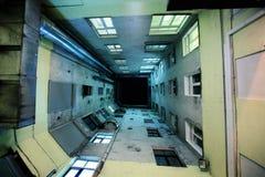 抽象房子隧道 库存图片
