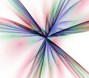 抽象扇动的纹理 库存图片