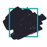 抽象手拉的背景 免版税库存照片