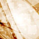 抽象技术传染媒介发光的背景 向量例证