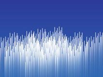 抽象技术背景,线组成由发光的背景 也corel凹道例证向量 皇族释放例证