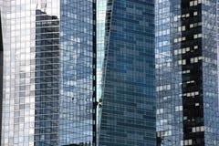 抽象摩天大楼 图库摄影