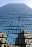 抽象摩天大楼 免版税库存照片