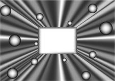 抽象数字式框架 库存照片