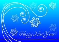 抽象新年点对点背景 库存照片