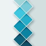 抽象方形的背景1 免版税图库摄影