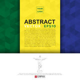 旗帜网站_网站广告的抽象旗子颜色横幅