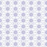 抽象无缝的几何辐形样式背景 向量 免版税库存照片