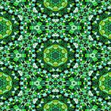 抽象无缝的多色纹理 皇族释放例证