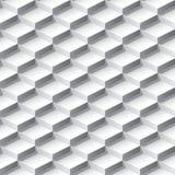 抽象无缝的样式 库存例证