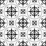 抽象无缝的模式[1] 免版税库存照片