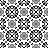 抽象无缝的模式[2] 免版税库存图片