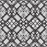 抽象无缝的纹理 库存照片