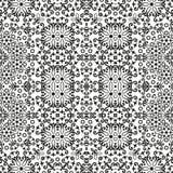 抽象无缝的花卉背景 免版税库存图片